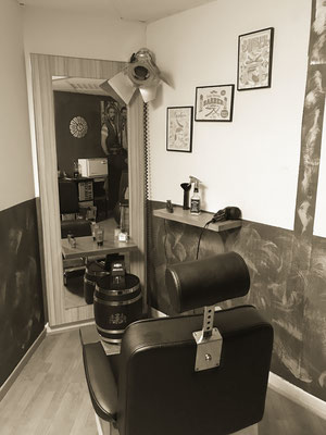 Fauteuil barber