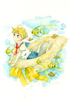 キラキラの夏☆