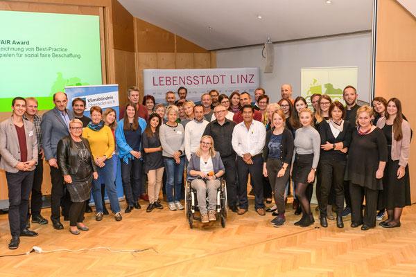 SO:FAIR Award 2017 Rechte: Wolfgang Simlinger