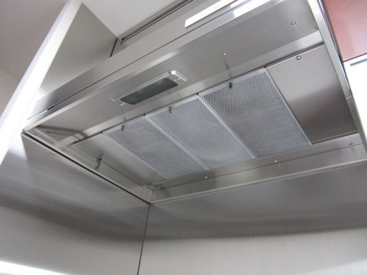 レンジフード換気扇クリーニング