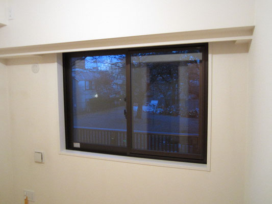 ガラス窓・網戸クリーニング