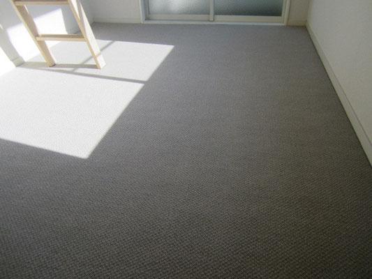 絨毯クリーニング