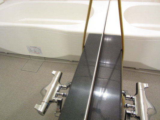 うろこ汚れ除去 バスルームクリーニング
