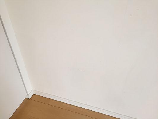 壁紙クロスクリーニング 洗浄後