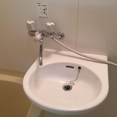 バスルームクリーニング 洗浄後