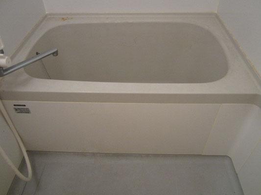 バスルーム(浴室)クリーニング前