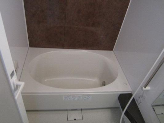 浴槽のお掃除