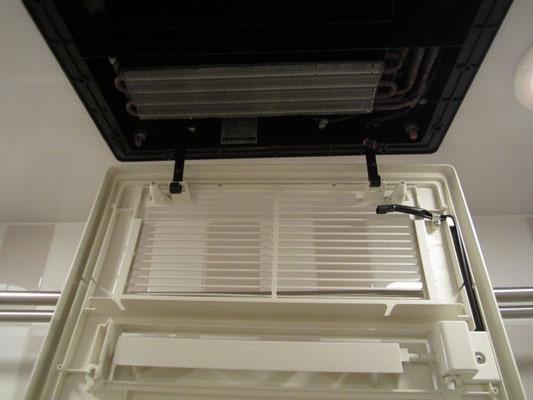 浴室内乾燥機付き換気扇クリーニング