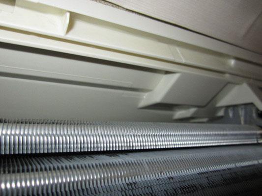 エアコン 熱交換器(ラジエター)の洗浄