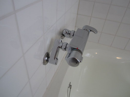 水栓(カラン)水垢除去