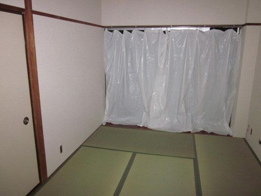 和室(畳み)