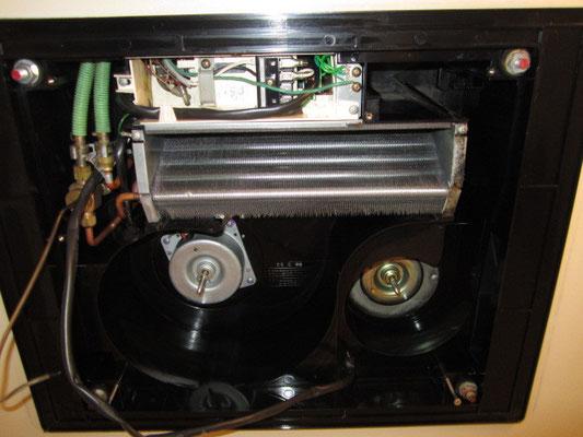 浴室乾燥機付き換気扇清掃 分解洗浄 バスルームクリーニング