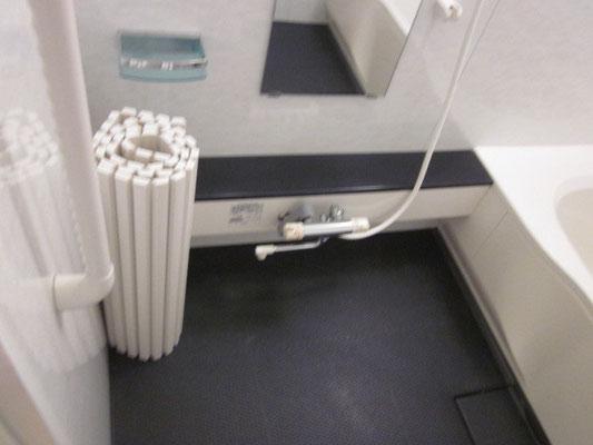 バス(お風呂場)のお掃除