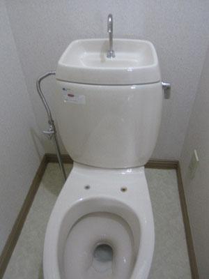 便器清掃 尿石除去洗浄 トイレクリーニング