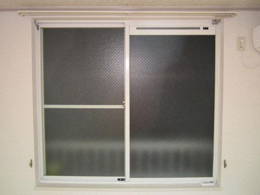 ガラスサッシ・網戸クリーニング