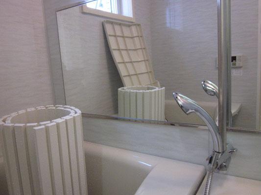 バスルーム(浴室)のお掃除