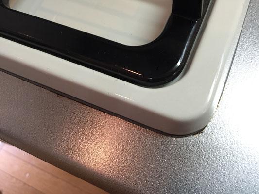 キッチンクリーニング 洗浄前