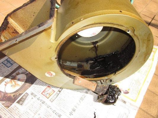 レンジフード・換気扇のお掃除