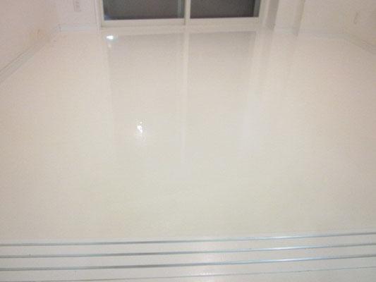 床エコ洗剤洗浄・ワックス
