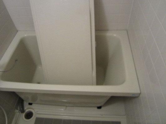 バスルーム(エプロン内洗浄)