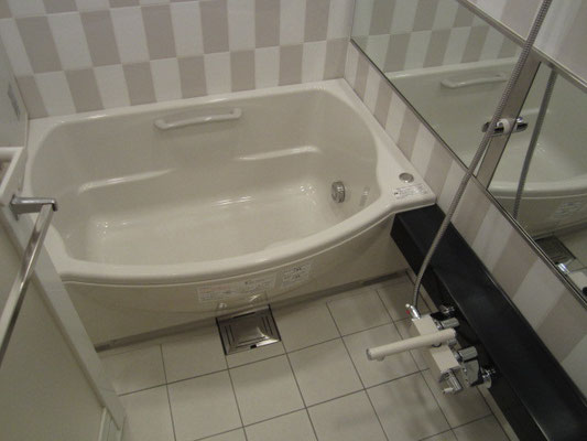 バスルーム(浴室)清掃