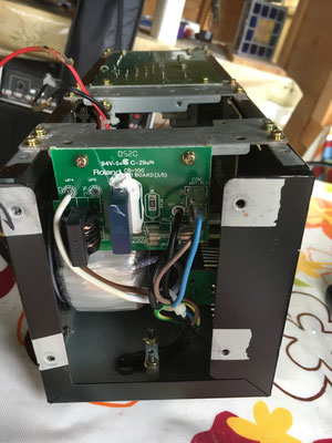 Roland Cube 100 Bass Repair - TekyInBlack