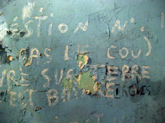 Prison Sainte-Anne, Avignon · 2014