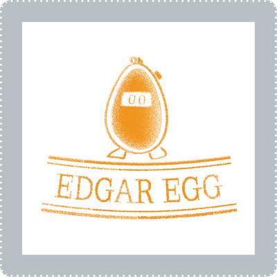 Logo für eine Eieruhr
