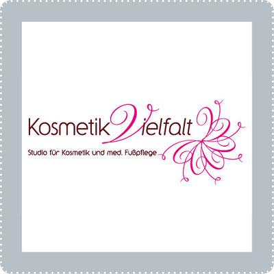 Logo für ein Kostmetikstudio