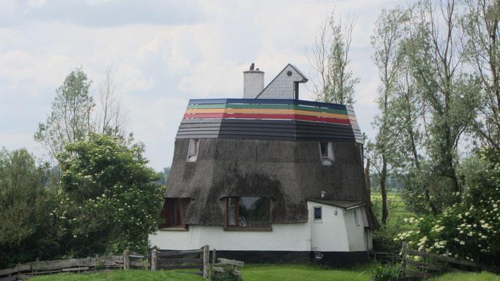 Mühlen-Haus - das geht auch!