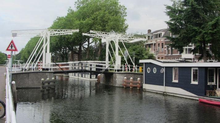 Holland hat viele Wasserstraßen