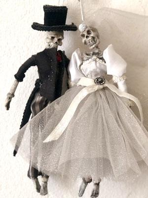 Ob die beiden so lange bis zur Hochzeit warten?