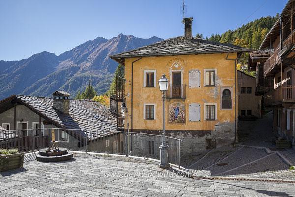 Antagnod, Aostatal