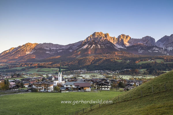 Ellmau - Kaisergebirge