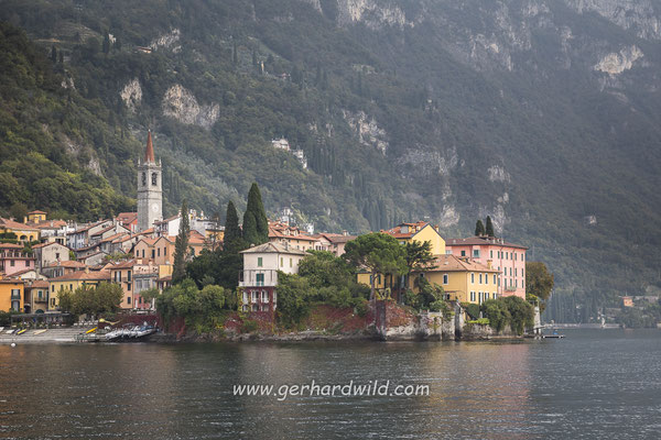 Varenna, Comersee, Lombardei
