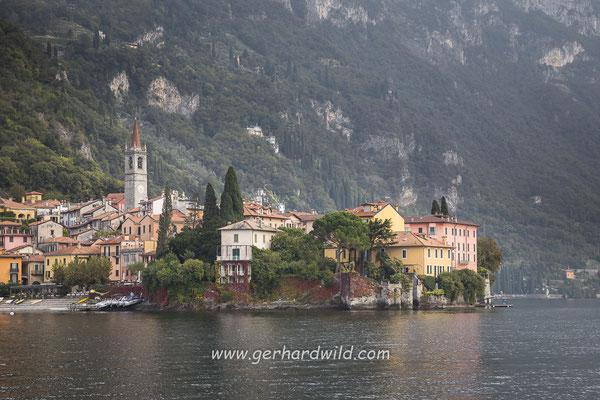Varenna, Comersee, Lombardei
