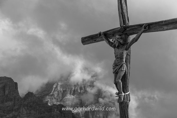 am Piccolo Lagazuoi, Südtirol