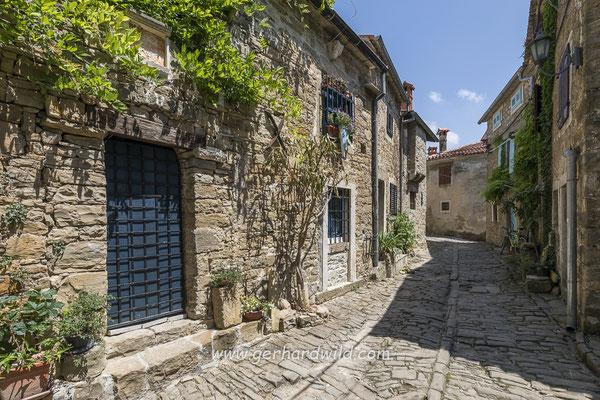 Groznjan, Kroatien