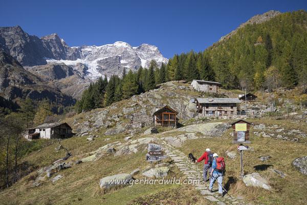 Alta Valsesia, Piemont