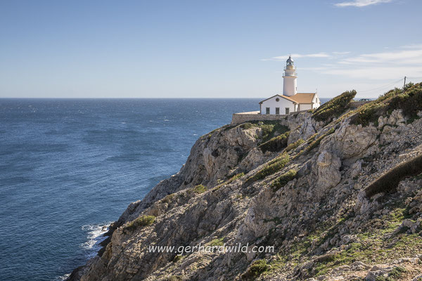 Leuchtturm auf dem Punta de Capdepera