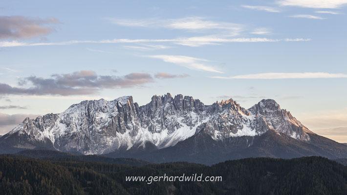Latemar, Dolomiten, Trentino-Südtirol