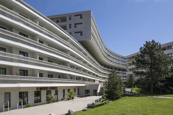 Wohnhausanlage Riverside, Wien