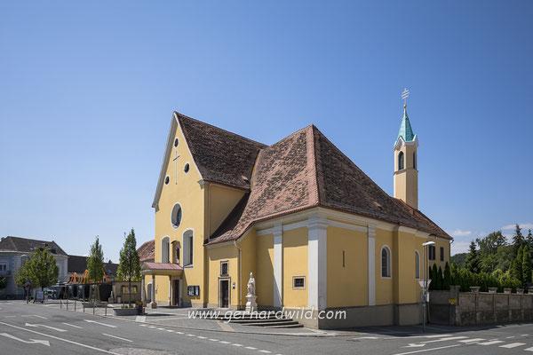 Kapuzinerkloster in Leibnitz