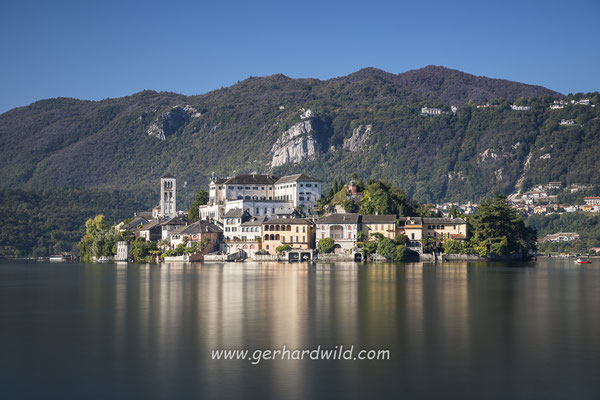 San Giulio, Ortasee, Piemont