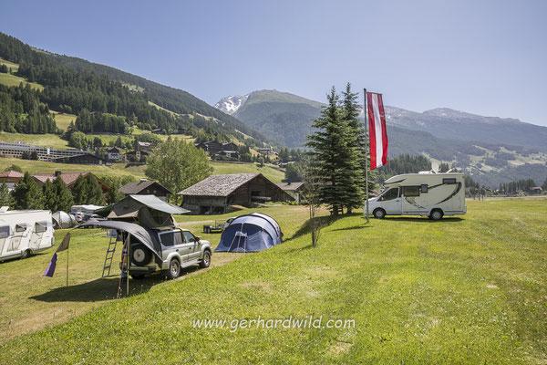 Campingplatz in Heiligenblut