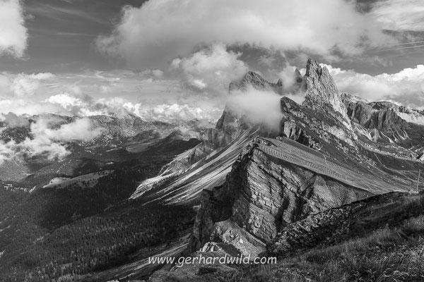 Seceda, Südtirol