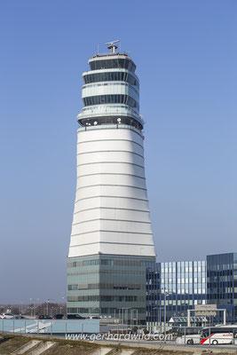Tower, Flughafen Wien