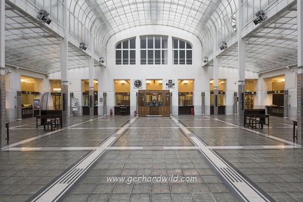 Postsparkasse, Wien