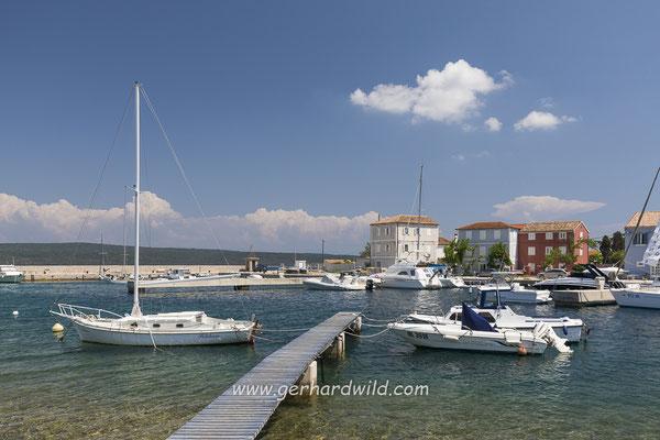 Nerezine, Kroatien