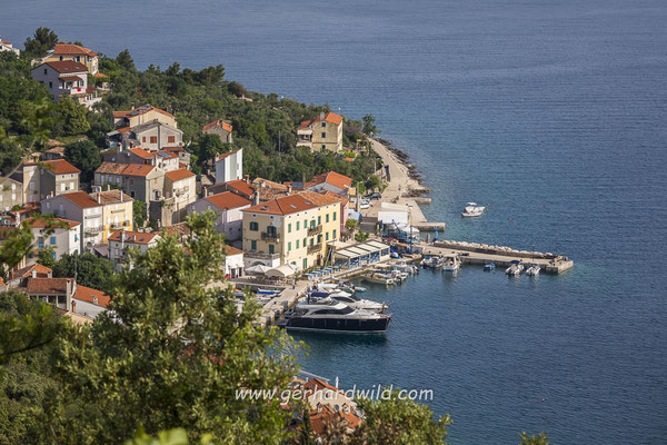 Valun, Kroatien